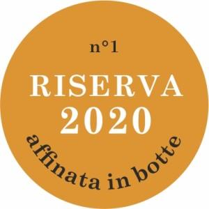 bollino Riserva 2020 Orzobruno